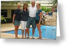 Kauffman Family Greeting Card