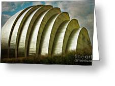 Kauffman Performing Arts Center 1  Greeting Card