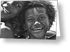 Kavieng Papua New Guinea 96 Greeting Card