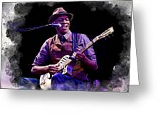 Keb' Mo' Greeting Card