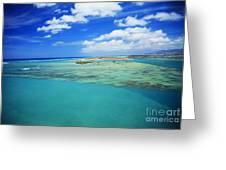 Keehi Lagoon Greeting Card