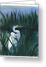 Keep Of The Pond I Greeting Card