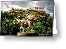 Keeper Of The Castle 2 Greeting Card