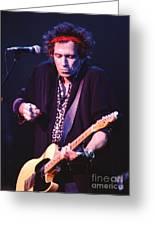 Keith Richards Greeting Card