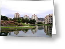 Kelowna Waterfront Park Greeting Card