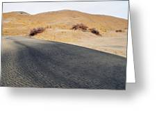 Kelso Dunes Landscape Greeting Card