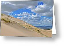 Kelso Sand Dune Field Greeting Card