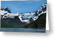 Kenai Fjords National Park Alaska Greeting Card