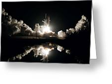 Kennedy Space Center, United States By Nasa Greeting Card