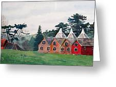 Kent Country Houses Greeting Card