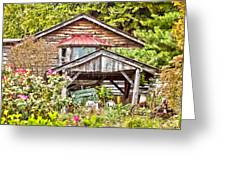 Kentucky Country Greeting Card