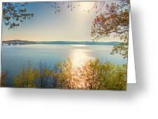 Kentucky Lake Greeting Card