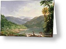 Kentucky River Greeting Card