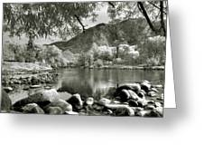Kern River Park Greeting Card