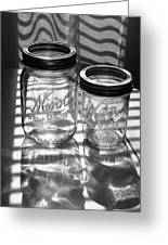 Kerr Jars Greeting Card