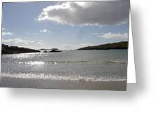 Kerry Beach Greeting Card