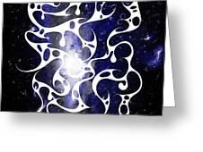 Kesselius - Birth Of Light Greeting Card