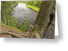 Kettle River 3 Greeting Card