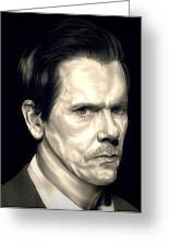 Kevin Bacon - The Following Greeting Card