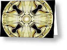 Key Knob Greeting Card