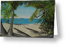 Key West Clearing Greeting Card