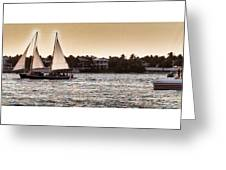 Key West Greeting Card
