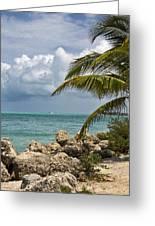 Key West Paradise 4 Greeting Card
