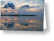 Key West Sunrise 11 Greeting Card