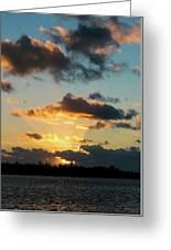 Key West Sunrise 44 Greeting Card