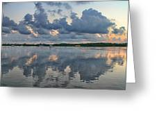 Key West Sunrise 7 Greeting Card