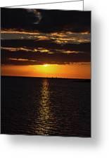 Key West Sunset 29 Greeting Card