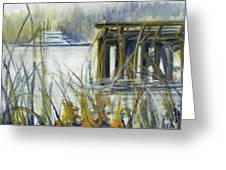 Keystone Port Townsend Ferry Greeting Card