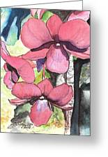 Kiahuna Orchids Greeting Card