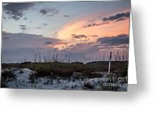 Kiawah Island Sunset Greeting Card