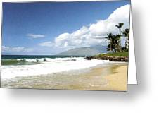 Kihei Greeting Card
