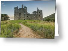 Kilchurn Castle Greeting Card