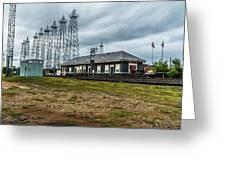 Kilgore  Depot Greeting Card