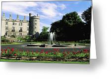 Kilkenny Castle, Co Kilkenny, Ireland Greeting Card
