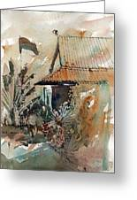Killing Fields Museum Cambodia  Greeting Card