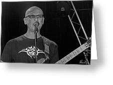 Kim Mitchell Greeting Card