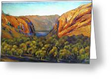 Kimberley Outback Australia Greeting Card