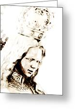 King Of Kings And Lord Of Lords Greeting Card