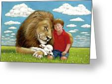 Kingdom Friends Greeting Card
