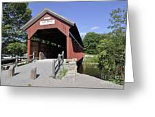 King's Bridge Greeting Card