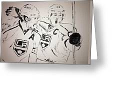 Kings Captains Greeting Card