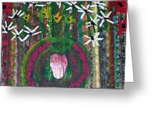 Kings Flowers Greeting Card