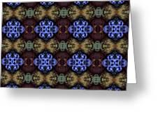 Kings Robe Greeting Card