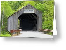 Kingsley Bridge Greeting Card