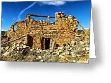Kinishba Ruins Greeting Card