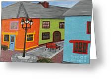 Kinsale Ireland Greeting Card